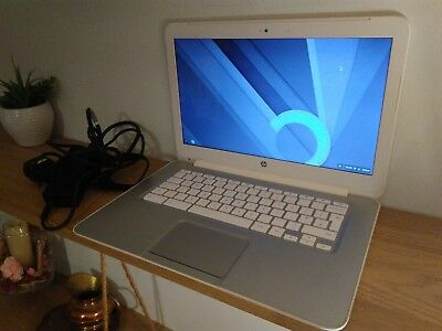 "HP Chromebook 14 14"" (16GB SSD, Intel Celeron, 4GB) Laptop Chrome OS"
