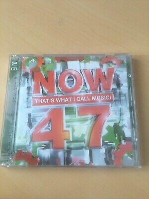 Various Artists : Now Thats What I Call Music! 47 CD