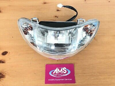Invacare Meteor 8mph Mobility Scooter Main Front Headlight / Light Unit - Parts