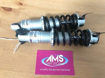 Invacare Meteor 8mph Mobility Scooter Front Shocks / Springs - Parts