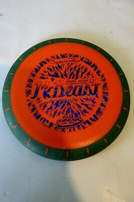 Innova MCBeast Nova Approach and Putter Paul McBeth