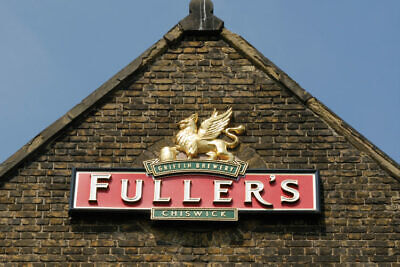 Fullers Brewery Beer tasting Tour for Two People worth £40