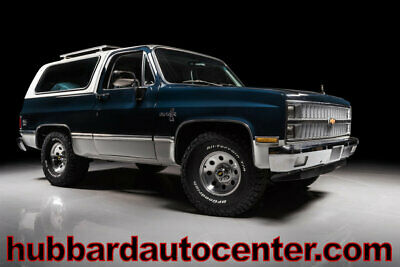 1982 Chevrolet Blazer K5 Fully restored to the highest level 1982 Chevrolet Blazer K5 Fully Restored Inside & Out, One of the Nicest Anywhere