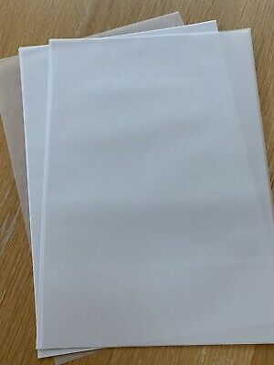 Craft Clearance 140 Sheets A4 Craft Vellum Translucent Tracing Paper
