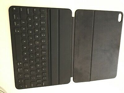 Apple Smart Keyboard Folio for 11-inch iPad Pro. Barely Used.  Purchase 1/15/19