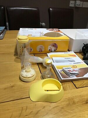 Medela Swing Electric 2 Phase Breast Pump With Calma Bottle