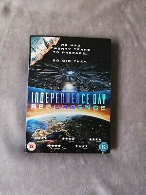 Independence Day: Resurgence [DVD]- Region 2 UK