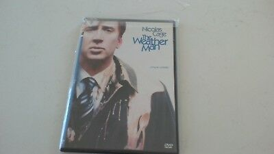 THE WEATHER MAN (DVD Widescreen) - Disc & Artwork only (NO