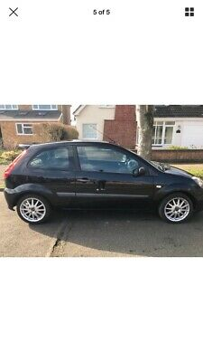 Ford Fiesta zetec s low mileage