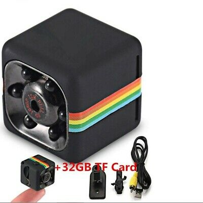 CAM New Motion  Recorder Detection Card Security Camera Night Vision Recorder De