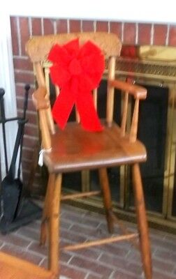 Antique Vintage Youth Chair