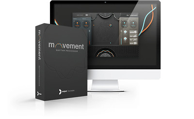 OUTPUT MOVEMENT VST/AAX/AU plugin License +BONUS StudioLinked MIDI packs