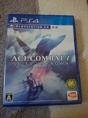 Ps4 Ace Combat 7 Skyes Unknown Skies
