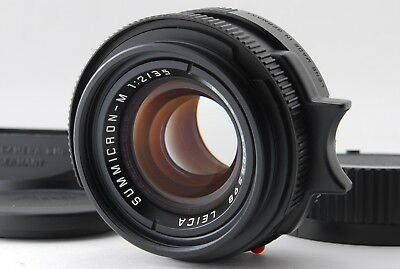 [MINT] Leica Summicron M 35mm F/2 E39 7 Element Lens from japan #94