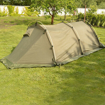 British Army 4 Man Arctic Dome Tent Accessories Used
