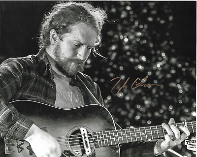 TYLER CHILDERS Auto Signed 8x10 Photo w/COA *RARE** American Country Folk Artist