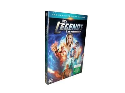 DC's Legends of Tomorrow: The Complete Third Season 3 (DVD, 2018, 4-Disc Set)