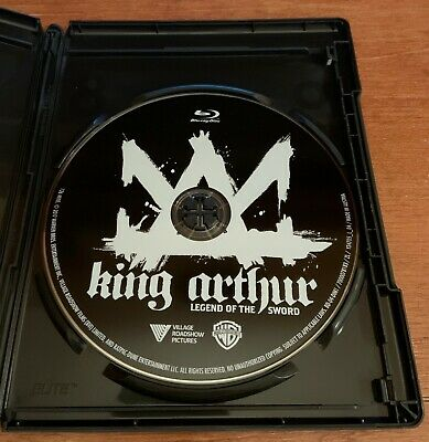 King Arthur: Legend of the Sword (2017) (Blu-ray ONLY)