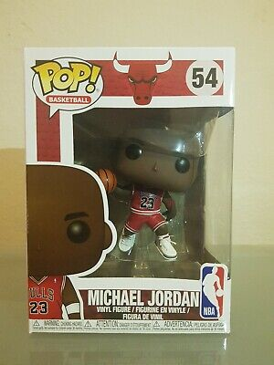 Funko Pop! Basketball Michael Jordan #54 Chicago Bulls NBA Champion