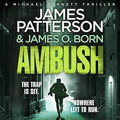 Ambush By: James Patterson - Audiobook