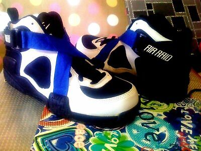 buy popular b5f21 d5605 Nike Air Raid 13 11.5 OG ROYAL Max 1 90 95 97 duke 270 jordan 8