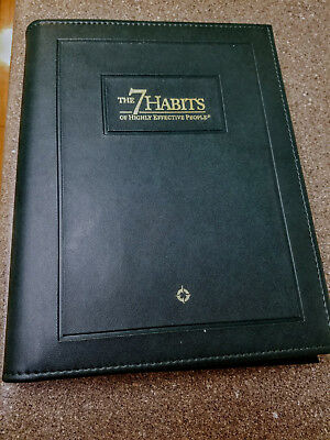 The 7 Habits of Highly Effective People - Leatherbound Seminar Ed. version 2.0