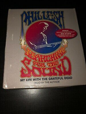 Searching for the Sound : My Life with the Grateful Dead by Phil Lesh (2005, CD,