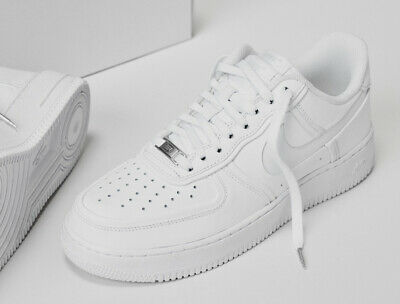 premium selection c7719 92e22 New Nike Air Force 1 Size 14 John Elliott Triple White Premium Shoes  AO9291-100