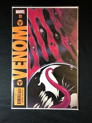 Venom #11 (2018) ~ Dave Gibbons Watchmen Homage Variant ~ Near Mint
