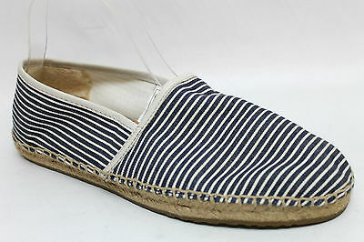 07314eb8f9d UGG AUSTRALIA MEN'S Kas Stripe Slip On Espadrille Loafers Size 8 RRP $110