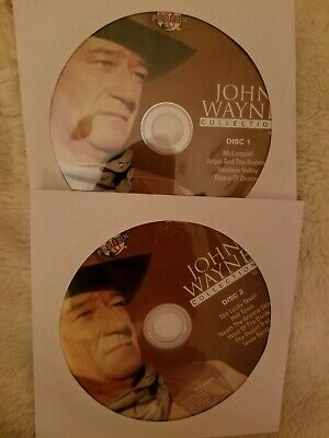 John Wayne 10 Movie Collection Dvd