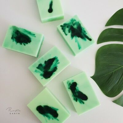 Soap bar - coconut lime