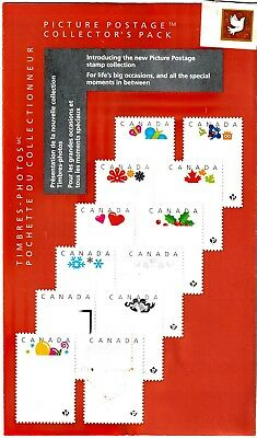 2012 Picture Postage Collectors Pack (12) by Canada Post