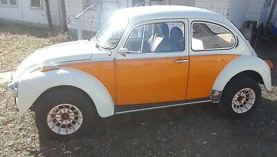 1973 Volkswagen Beetle - Classic  1973 Super Beetle.   Ready for motor.