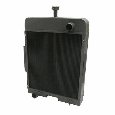 NEW Radiator For Int'l Tractor Farmall 656 706 756 766 2656 2706 2756 378713R92