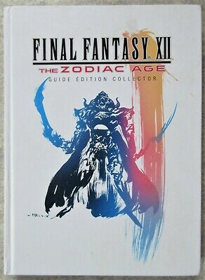 Le Guide Edition Collector complet FINAL FANTASY XII The Zodiac Age