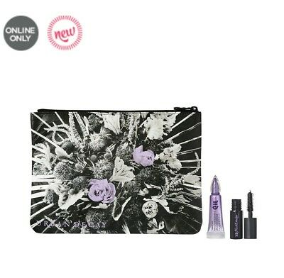 3a1e9f86e52 Urban Decay makeup bag & 2 Deluxe size PLUS FREE FULL SIZE UD BIG FATTY  MASCARA