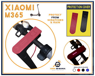 Xiaomi M365 Cover Waterproof protège écran QUALITY 3D Print Scooter Accessories