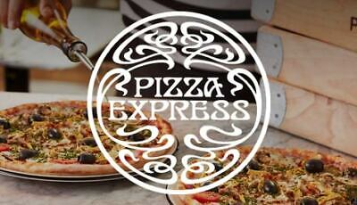 Pizza express Trafford Centre meal voucher worth £40