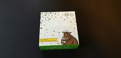 Gruffalo 2019 Silver Proof Coin 50p Royal Mint