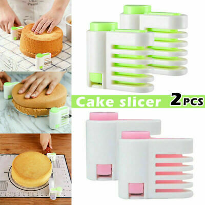 2pcs - Even-Cake Slicing Leveler (freeshipping)