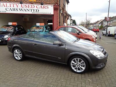 Vauxhall/Opel Astra 2.0i 16v ( 200ps ) Coupe 2009MY Twin Top Design