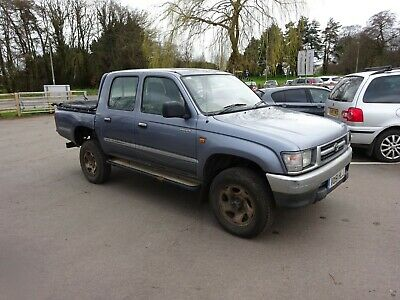 2001 51 Toyota Hilux Double cab Pickup