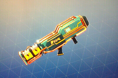 fortnite Edelwerfer Noble launcher lv 130 10 stück 10 piece ps4