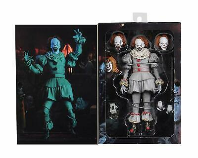 New - Neca It Ultimate Pennywise Well House Action Figure Free Shipping!