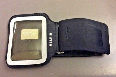 BELKIN Official Sport Running Adjustable Velro Armband Case for Apple iPod Nano