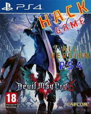Devil May Cry 5 Ps4 Hack Game Max Vitality/trigger/orbs
