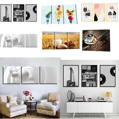 HD Colorful Canvas Paintings Wall Art Abstract Giclee Prints for Home Wall