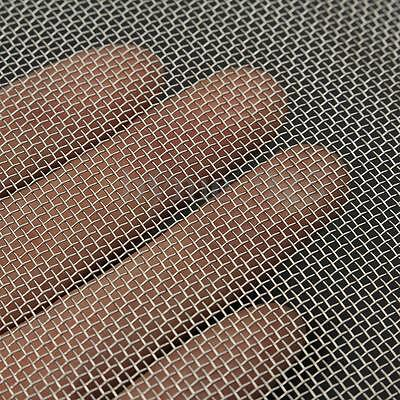 20 Mesh #20 .016 304 Stainless Steel Woven Wire Cloth Screen Sheet 15cm x 30cm !