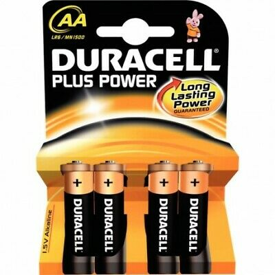 Piles AA Duracell